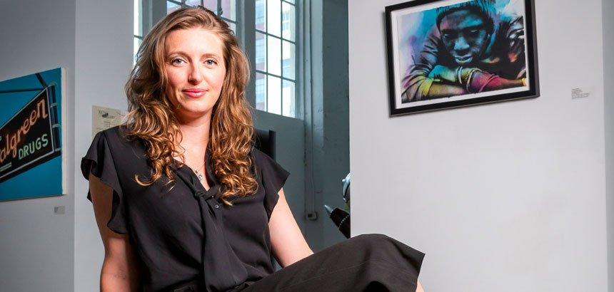 Renee Warren, Director of REN Gallery